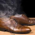 Как ликвидировать «аромат» из обуви