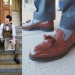 Мокасины и носки: да или нет